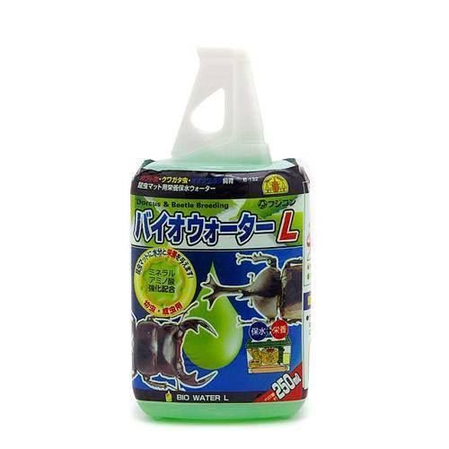 フジコン バイオウォーター L 250ml 昆虫 マット保水液 2個入り【HLS_DU】 関東当日便