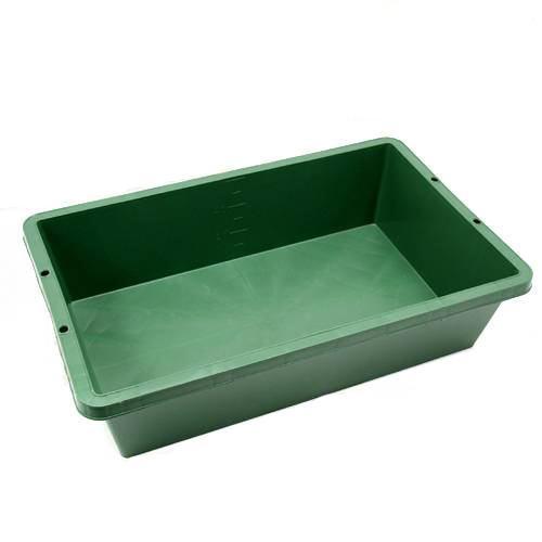 簡易梱包 プラ箱60 緑 W82×D51×H21cm お一人様2点限り 関東当日便 開店祝い 約60L 激安挑戦中