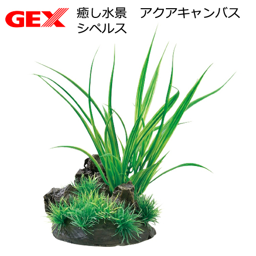 GEX 癒し水景 アクアキャンバス シペルス 関東当日便
