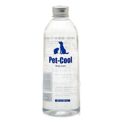 Pet-Cool BodyCare ついに再販開始 限定特価 ペットクール ボディケア 詰替え用 300ml 関東当日便