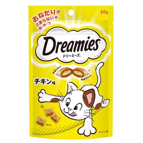 ドリーミーズ チキン味 60g 36袋入り 関東当日便