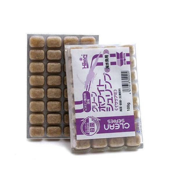 □メーカー直送 冷凍★キョーリン クリーンホワイトシュリンプ 96枚 同梱不可