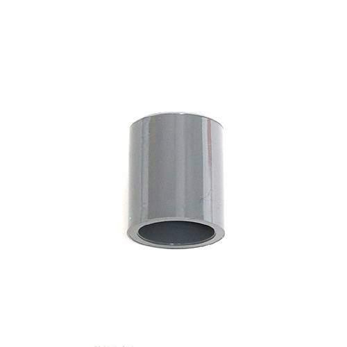 Polyvinyl chloride TS coupling cap 13A (a color: gray) Kanto flight on that day