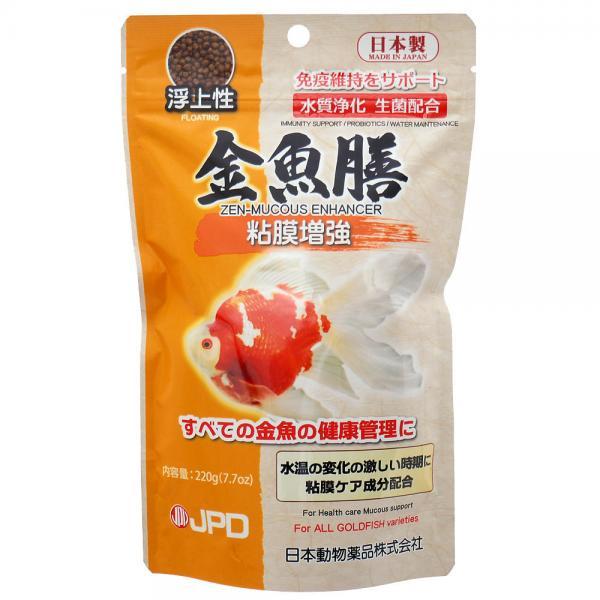 消費期限 2024 予約販売品 07 31 日本動物薬品 ニチドウ 浮上性 金魚膳 送料無料でお届けします 220g 粘膜増強 関東当日便