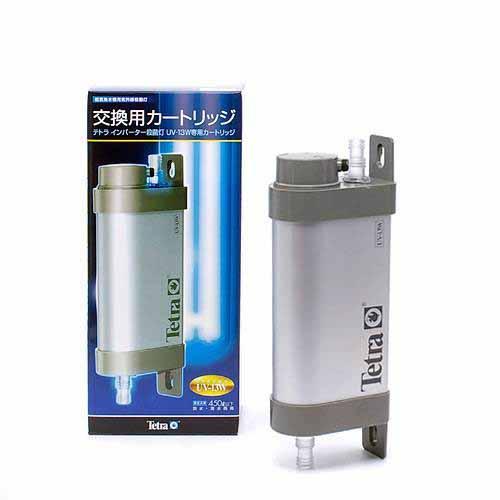 テトラ インバーター殺菌灯 UV-13W 交換用カートリッジ 交換用 関東当日便