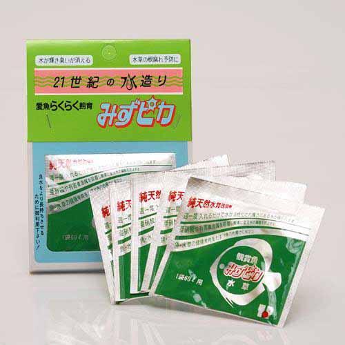 みずピカ 5袋入(1袋60L用)淡水用 関東当日便