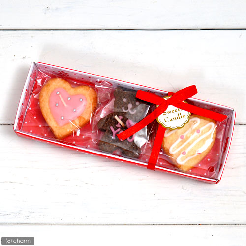 Petit sweets gift heart base-up Christmas Kanto day convenience
