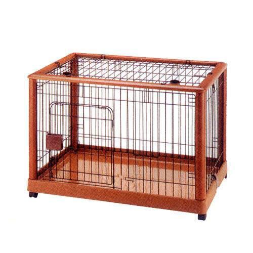 同梱不可・中型便手数料 リッチェル 木製ケージ 940 小型・中型犬用 犬 ゲージ・ケージ・サークル 犬用 才数200