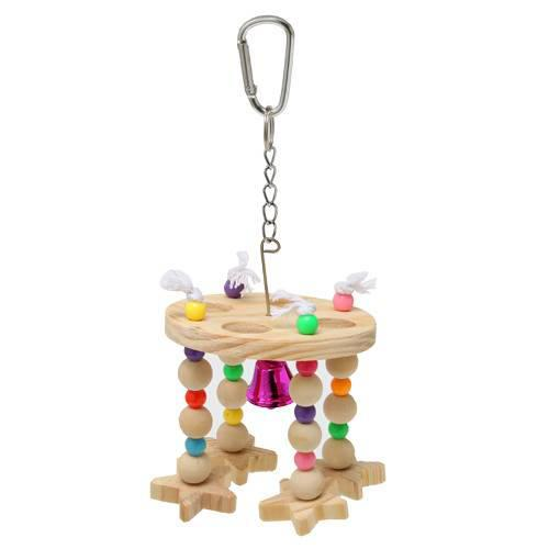 三晃商会 SANKO バードトイ メリー [正規販売店] 鳥 おもちゃ 吊り下げ式 関東当日便 おしゃれ