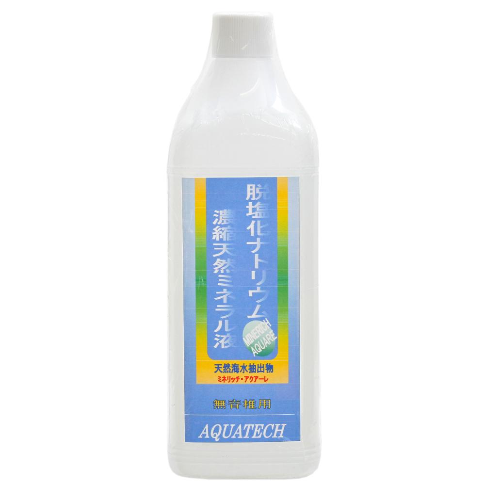 アクアテック 品質保証 ミネリッチアクアーレ 2L 海水 関東当日便 微量元素 新作 大人気 ミネラル