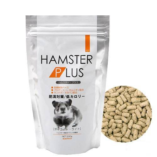 Sanko co , Ltd  SANKO Hamster Plus diet light 200 g Hamster food food food  food Kanto day flights