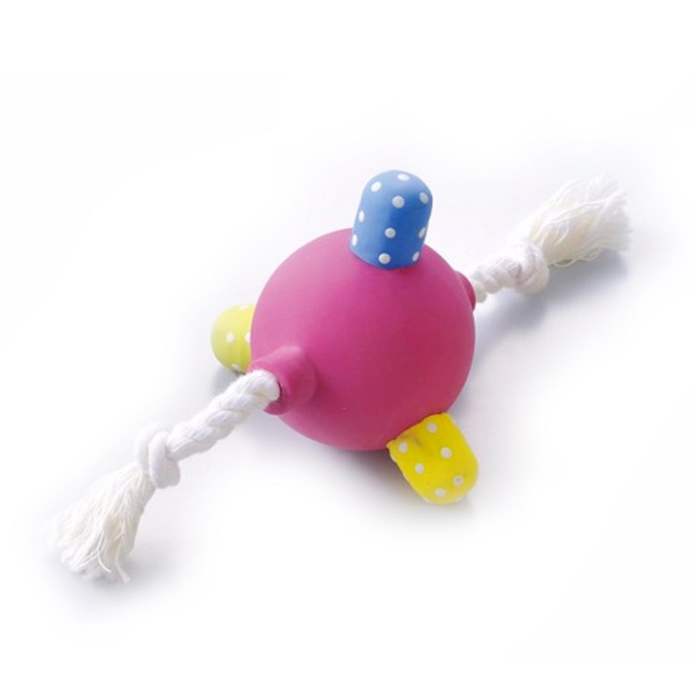 ペティオ 優先配送 ヴィスポ ラテックス ボム 関東当日便 犬用おもちゃ 公式通販 犬