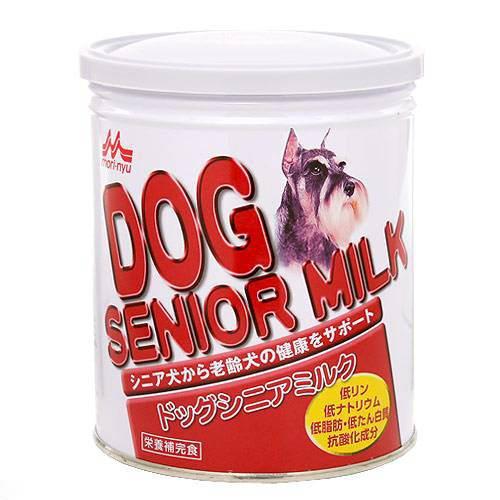 国内正規総代理店アイテム 消費期限 2023 06 30 森乳 ワンラックドッグシニア 280g 関東当日便 人気ブランド ミルク 犬 高齢犬用ミルク