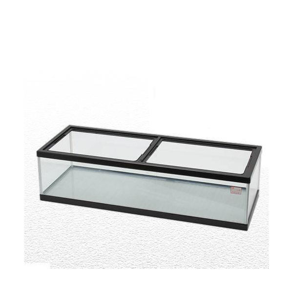 (大型)らんちゅう水槽 1200(1200×450×300)120cm金魚水槽・亀水槽(単体)別途大型手数料・同梱不可・代引不可