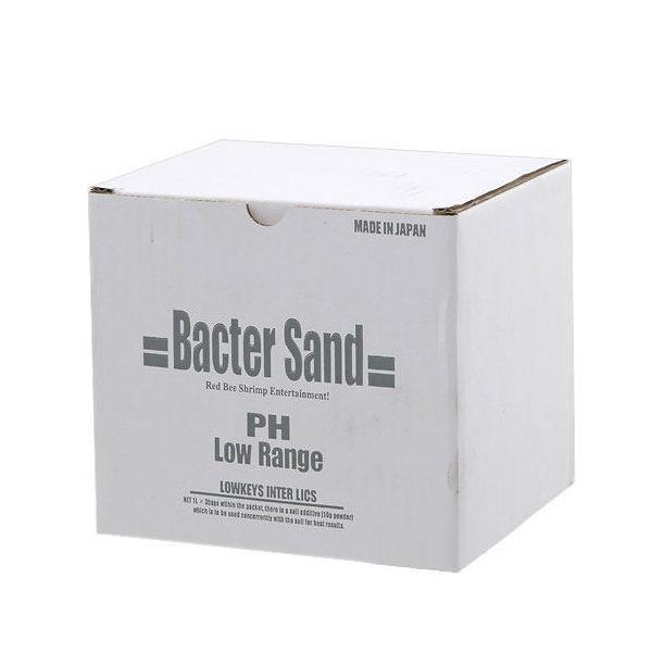 ローキーズ LOWKEYS 박스 Bacter Sand (백 터 샌드) 1L× 3 자루 비 새우 ソイル 약 산 성 서울 당일 항공편