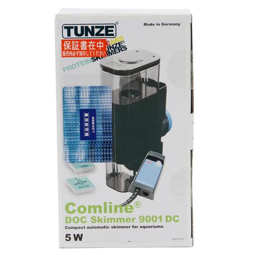 TUNZE DOC Skimmer 9001 DC プロテインスキマー 海水魚 サンゴ 水流 沖縄別途送料 関東当日便