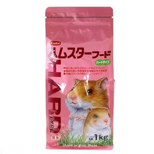 Boxed hard types of Hamster food 1 kg 12 bags bargain with Kanto day flights