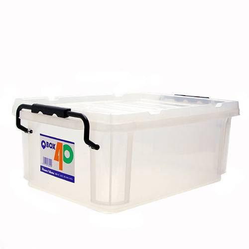 QBOX-40 385×265×150mm 5個 クワガタ カブトムシ ボックス 関東当日便 コンテナ お中元 ブリード 飼育ケース 公式サイト