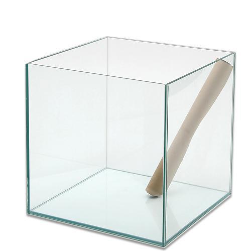 同梱不可・中型便手数料 45cmキューブ水槽(単体)アクロN45キューブ(45×45×45cm)フタ無し オールガラス水槽 Aqullo 才数170
