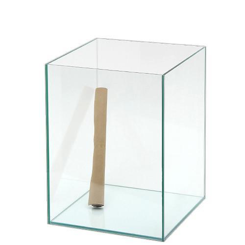 同梱不可・中型便手数料 45cmハイタイプ水槽(単体)アクロ45NキューブH(45×45×60cm)フタ無し オールガラス水槽Aqullo 才数170【HLS_DU】