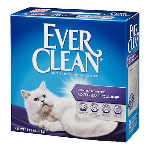 猫砂 エバークリーン 小粒・芳香タイプ 6.35kg 3個 並行輸入品 猫砂 ベントナイト お一人様1点限り 同梱不可 関東当日便