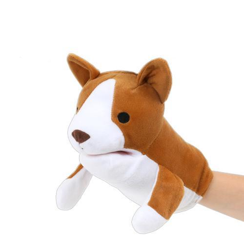 アニマルミトン ラブドッグ 高級品 コーギー 安心の定価販売 犬 おもちゃ 関東当日便 ミトン