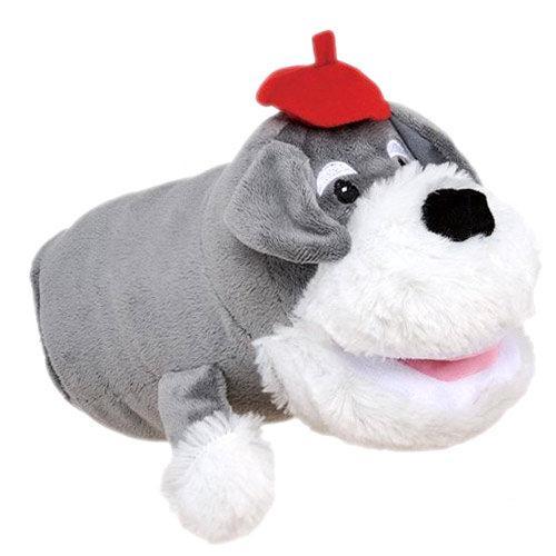 アニマルミトン HAPPY ZOO いぬ 犬 おもちゃ 関東当日便