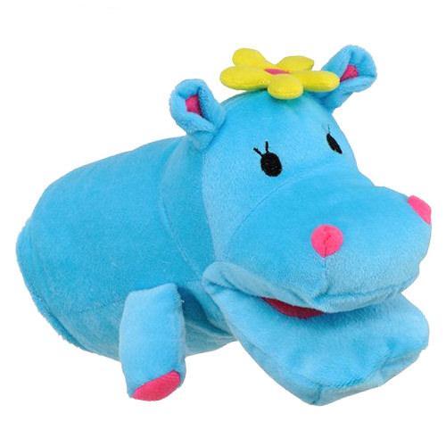 アニマルミトン HAPPY ZOO かば 入手困難 犬 関東当日便 定番から日本未入荷 おもちゃ