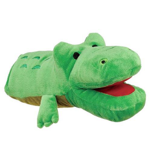 アニマルミトン HAPPY 今季も再入荷 ZOO 完全送料無料 わに 関東当日便 犬 おもちゃ