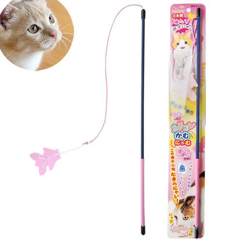 Petz Route Long Stick Play with a Kitten Made in Japan