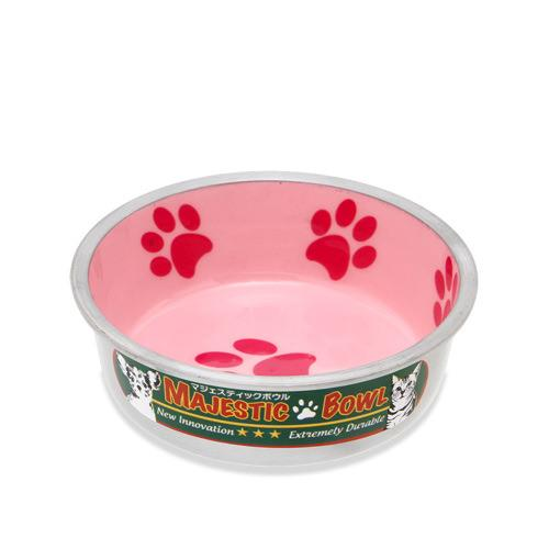 プラッツ マジェスティックボウル 祝日 S ピンキーピンク 捧呈 関東当日便 犬 猫 食器
