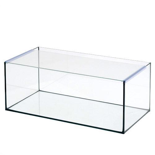 60cmフラット水槽(単体)ブラックシリコン アクロ60Nフラット(60×30×23cm)オールガラス水槽 Aqullo お一人様1点限り 関東当日便