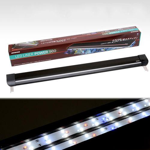 ニッソー LED ライナーパワー 900 90cm水槽用照明 ライト 熱帯魚 水草 同梱不可 アクアリウムライト 沖縄別途送料 関東当日便