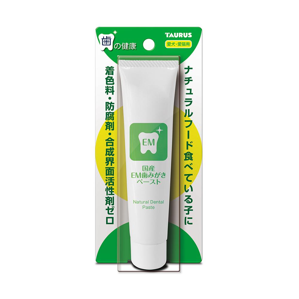 トーラス いよいよ人気ブランド 国産 EM歯みがきペースト 35g 関東当日便 特別セール品 歯みがき 歯磨き