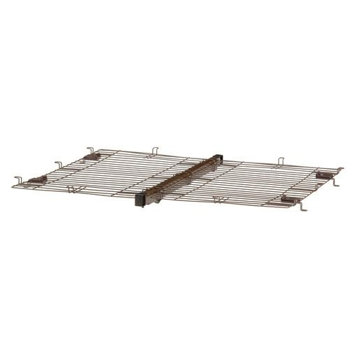 アウトレット品 同梱不可・中型便手数料 リッチェル 木製ペットサークル120-90屋根面 専用パーツ 才数170 訳あり