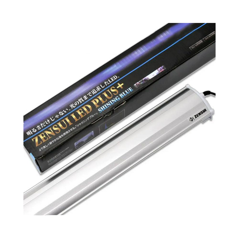 ZENSUI LED PLUS 90cm シャイニングブルー 水槽用照明 ライト 海水魚 サンゴ 同梱不可 アクアリウム 沖縄別途送料 関東当日便