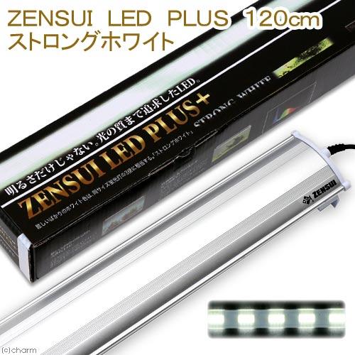 ZENSUI LED PLUS 120cm ストロングホワイト 水槽用照明 ライト 熱帯魚 水草 沖縄別途送料 関東当日便