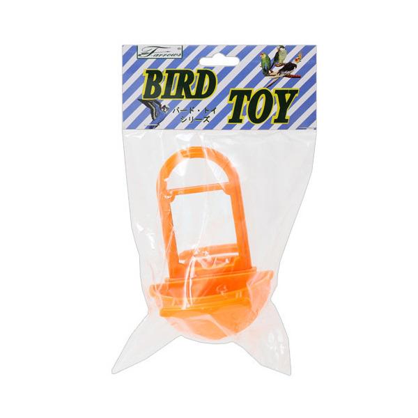 みずよし貿易 オレンジカップ 鳥 おもちゃ 関東当日便