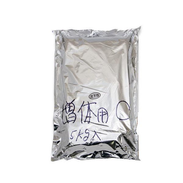 彩金魚 稚魚増体用C 沈下性 5kg 金魚のえさ 沖縄別途送料 関東当日便