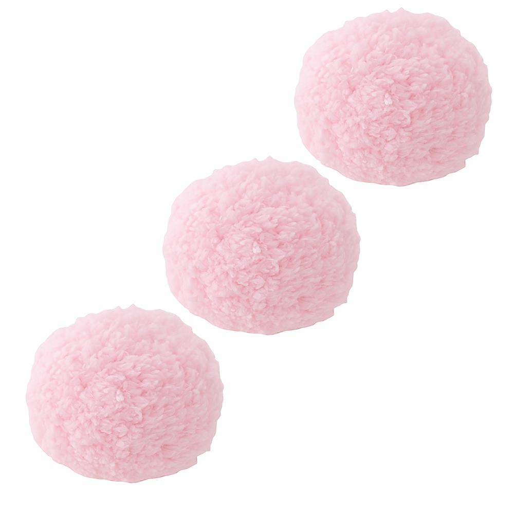 アドメイト マシュマロボール ピンク 猫 おもちゃ 人気商品 倉庫 関東当日便 3個入り