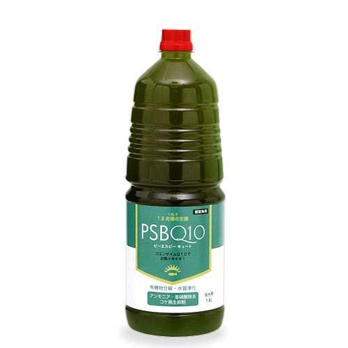 PSBQ10 ピーエスビーキュート 淡水用 1.8L(池、業務用) 5本セット 沖縄別途送料【HLS_DU】 関東当日便
