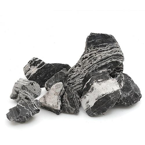 カミハタ 黒賢石 レイアウトセット 形状おまかせ 45~75cm水槽向け 高品質 関東当日便 再入荷/予約販売!