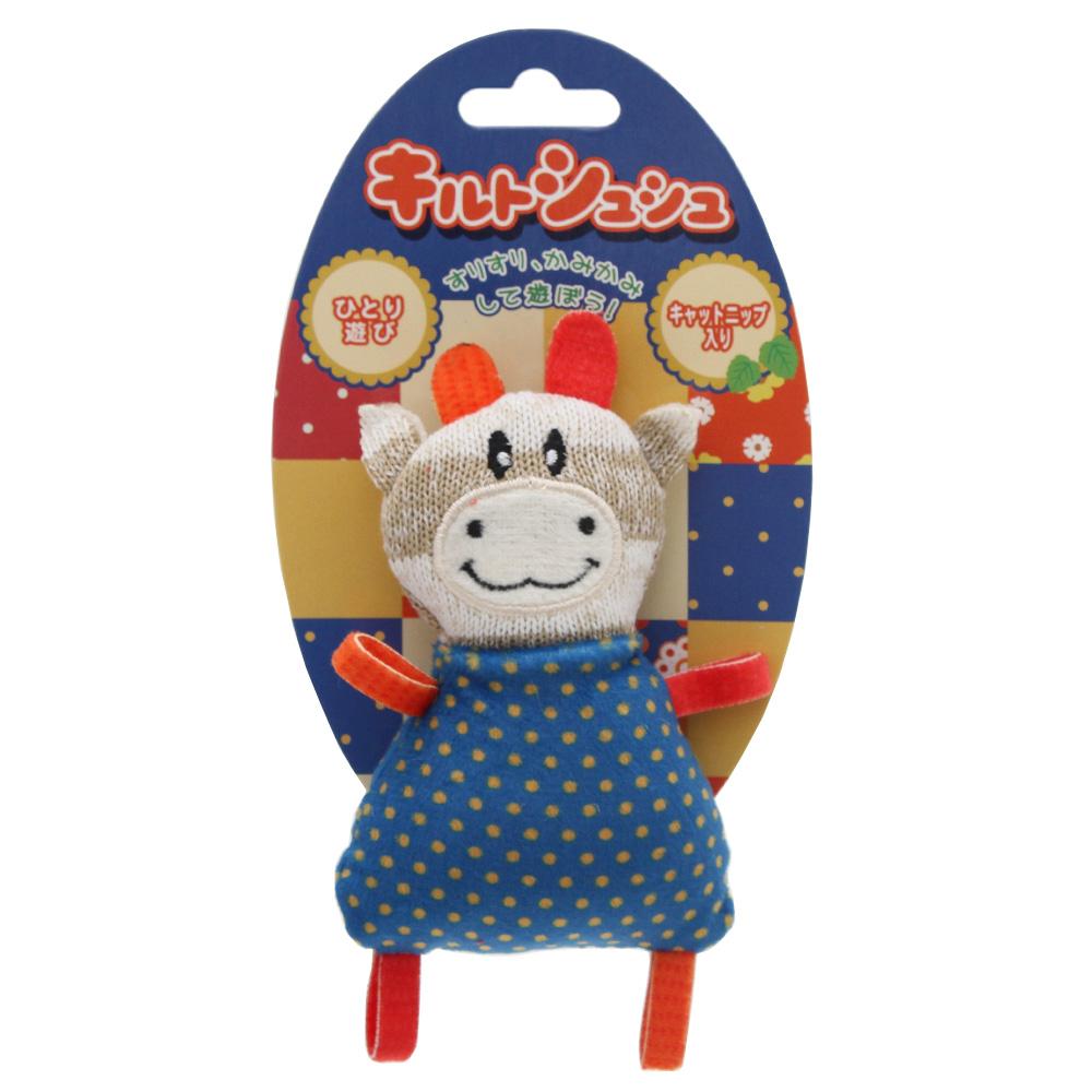 スーパーキャット キルトシュシュ ファニーカウ おもちゃ 関東当日便