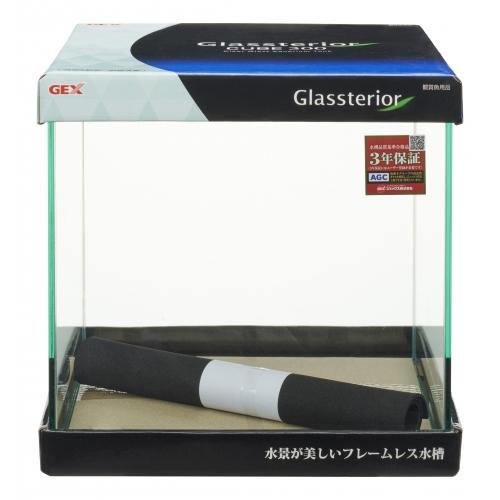 GEX 新着セール グラステリア 300キューブ 超目玉 関東当日便 初心者 お一人様2点限り