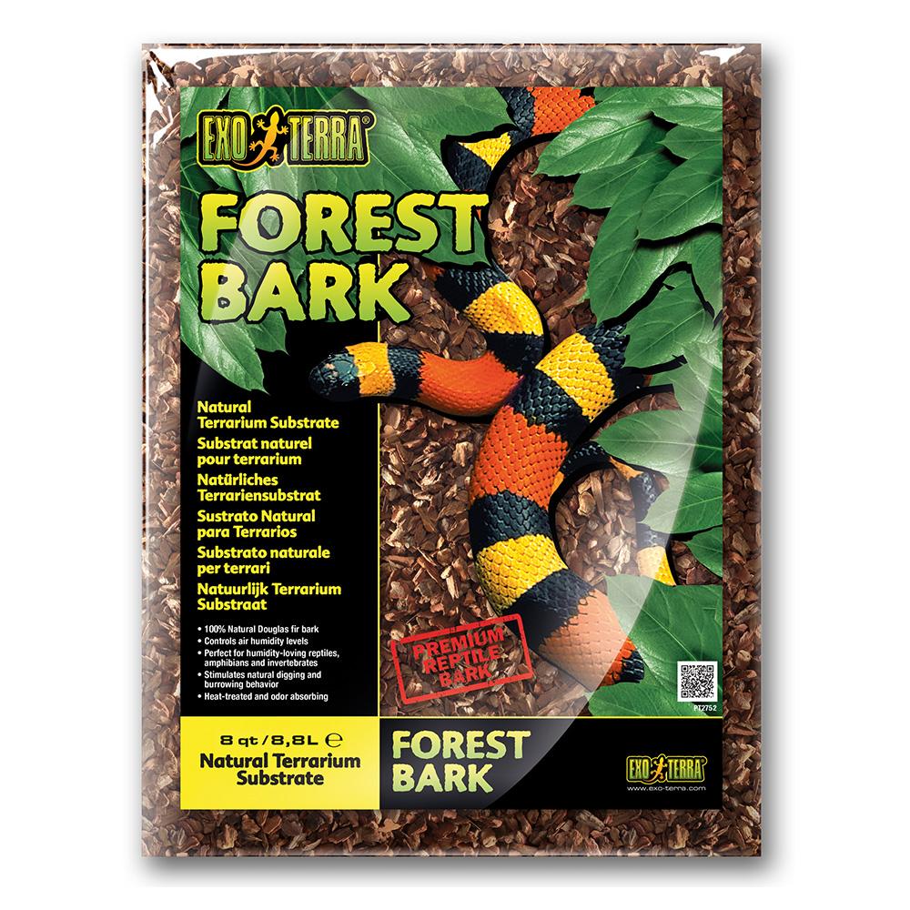 GEX エキゾテラ FOREST BARK 8.8L 高額売筋 床材 HLS_DU ストアー 底床 関東当日便 バークチップ 爬虫類