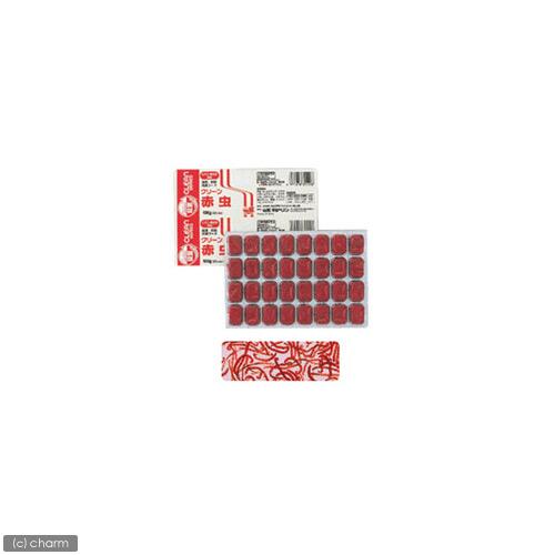 □冷凍★キョーリン クリーン赤虫(アカムシ)×54枚 (3箱単位) 冷凍赤虫 別途クール手数料 常温商品同梱不可