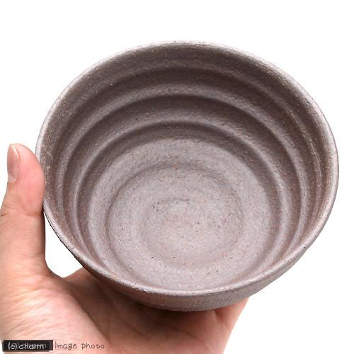 アウトレット品 益子焼 飯碗 赤楽 5個セット 訳あり 関東当日便