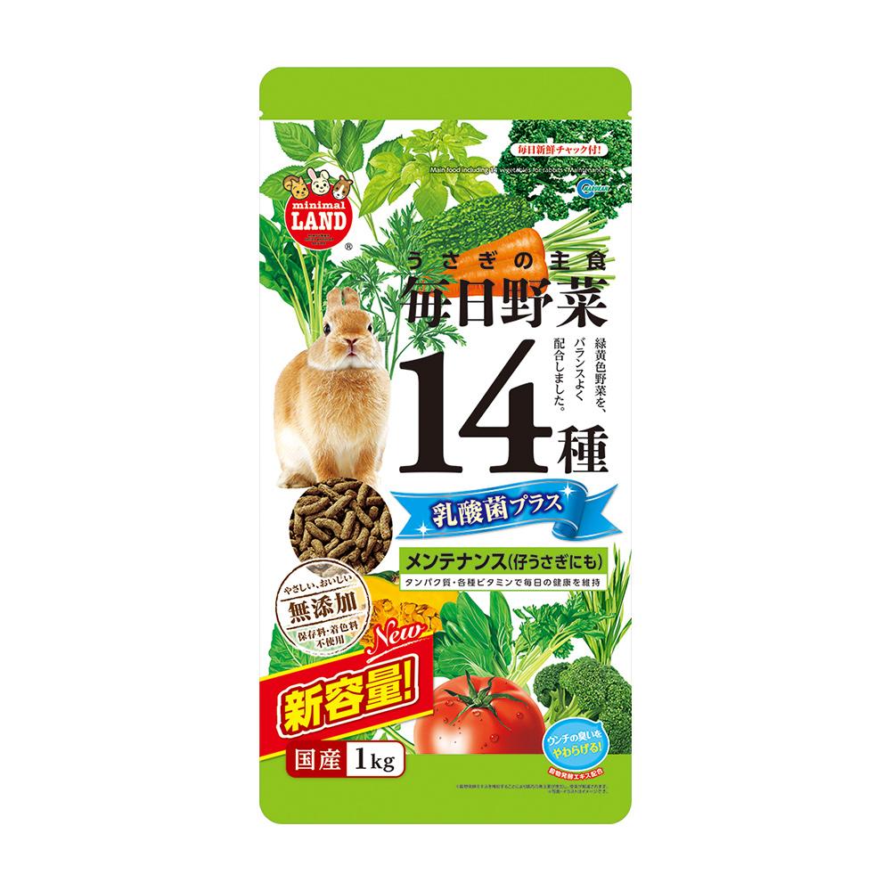 消費期限 2023 06 30 マルカン 関東当日便 現品 メンテナンス ブランド激安セール会場 毎日野菜14種 乳酸菌プラス 1kg
