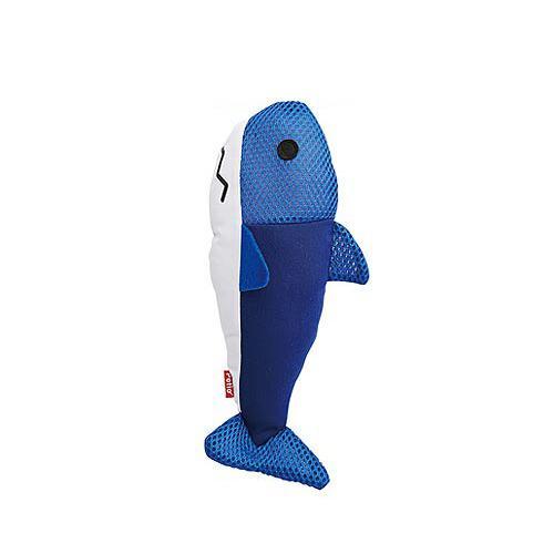 ペティオ らくらくデンタルTOY 予約販売 けりぐるみ サメ 関東当日便 登場大人気アイテム
