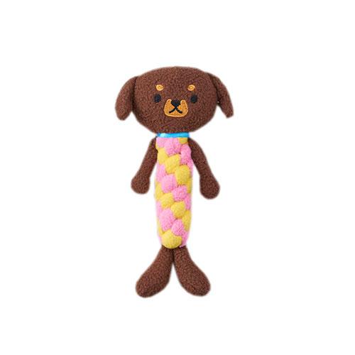 デンタルアニマル ダックス 犬 メーカー在庫限り品 供え デンタルケア ぬいぐるみ 関東当日便